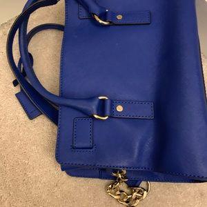 Michael Kors Bags - Michael kors Cobalt blue Hamilton Medium bag